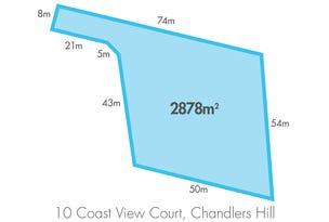 10 Coast View Ct, Chandlers Hill, SA 5159
