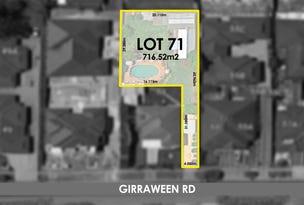 Lot 71, 53 Girraween Rd, Girraween, NSW 2145