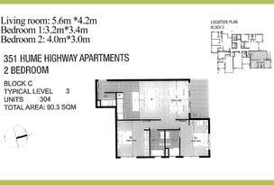 c304/351 Hume hwy, Bankstown, NSW 2200