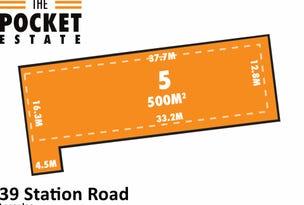 Lot 5 39 Station Road, Loganlea, Qld 4131