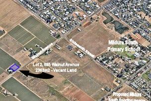 Lot 2, (Lot 2) 685 Walnut Avenue, Mildura, Vic 3500