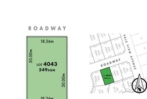 Lot 4043 Darraby, Moss Vale, NSW 2577