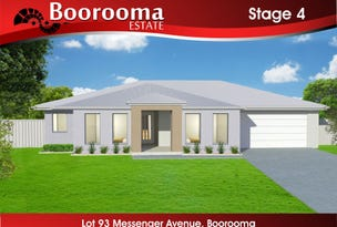 Lot 93 Messenger Avenue, Boorooma, NSW 2650