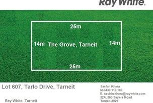 LOT 607 Tarlo Drive, Tarneit, Vic 3029