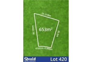 Lot 420, 38 Muirhead Street, Gordonvale, Qld 4865