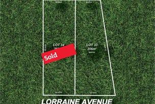 Lot 33 & 34, 17 Lorraine Avenue, Para Vista, SA 5093