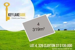 Lot 4, 326 Clayton Street, Canadian, Vic 3350