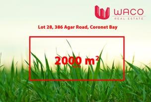 Lot 28, 386 Agar Road, Coronet Bay, Vic 3984