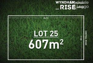 Lot 25 Wyndham Rise Estate, Clifton Springs, Vic 3222