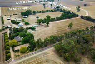 515 Dookie St James Road, Dookie, Vic 3646