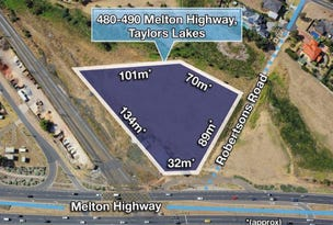 488-490 & Lot E Melton Highway, Taylors Lakes, Vic 3038
