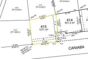 Lot 415 Lomandra Avenue, Caniaba, NSW 2480