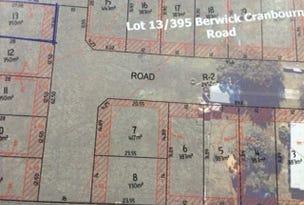 Lot 13, 395 Berwick Cranbourne Road, Clyde North, Vic 3978