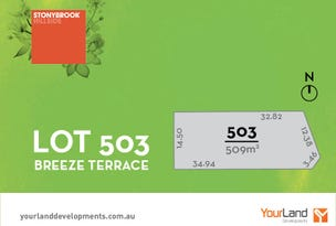 Lot, 503 Breeze Terrace, Hillside, Vic 3037