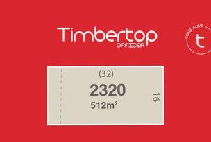 Lot 2320, Cliveden Drive, Officer, Vic 3809