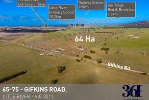 65-75 Gifkins Road, Little River, Vic 3211
