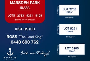 5221 Proposed Road, ELARA, Marsden Park, NSW 2765