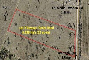 22 ACRES - Lot 2 Dawson Gates Road, Chinchilla, Qld 4413