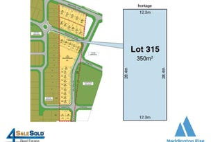Lot 315 Woodswallow Parkway, Maddington, WA 6109