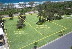 95 & 97 CYLINDERS DRIVE, Kingscliff, NSW 2487