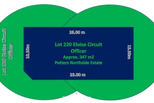 Lot 220, Eloise Circuit, Officer, Vic 3809