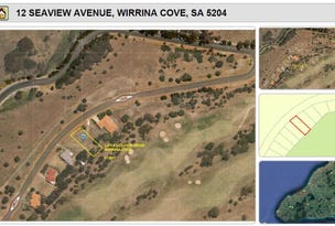 12 Seaview Ave, Wirrina Cove, SA 5204