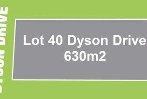Lot 40 Dyson Drive, Alfredton, Vic 3350
