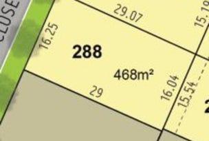 Lot 288 Pedlar Close, Blakeview, SA 5114