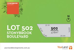 Lot 502, Stonybrook Boulevard, Hillside, Vic 3037
