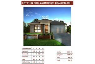 Lot 21194 Coolamon Drive, Craigieburn, Vic 3064