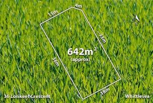 36 Lorikeet Crescent, Whittlesea, Vic 3757