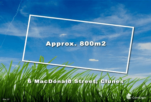 6 Macdonald Street, Clunes, Vic 3370