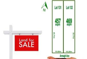 Lot 132, Armagh Avenue, Hectorville, SA 5073