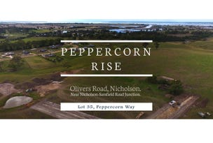 Lot 35 Peppercorn Way, Nicholson, Vic 3882