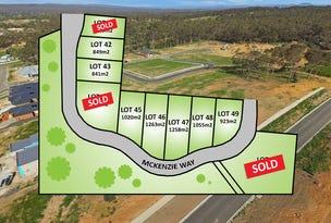 Lot 41-49, McKenzie Way, McKenzie Hill, Vic 3451