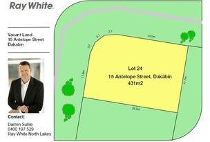 15 Antelope Street, Dakabin, Qld 4503