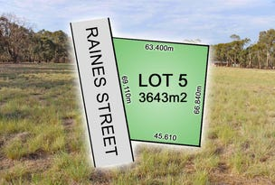 Lot 5 Raines Street, Axedale, Vic 3551