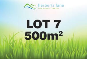 lot 7 Aspiration Rise, Diamond Creek, Vic 3089