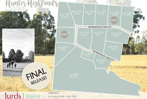 Lot 208 Hunter Highlands, Singleton, NSW 2330