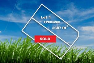 Lot 1 TP804209 Glenelg Highway, Scarsdale, Vic 3351