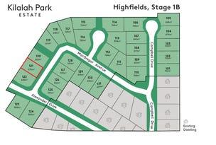 Lot 121, MacGregor Avenue, Highfields, Qld 4352