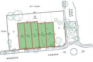 Lots 39-43 Reserve Parade, Findon, SA 5023