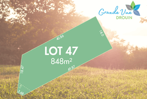 Lot 47, 106 McNeilly Road, Drouin, Vic 3818