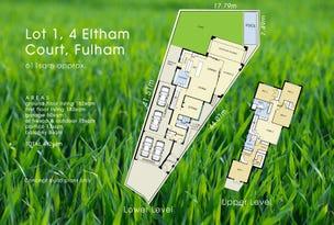 Lot 1, 4 Eltham Court, Fulham, SA 5024