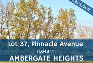 Lot 37 Pinnacle Avenue, Ambergate, WA 6280