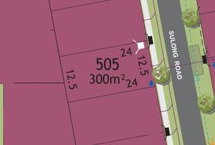 Lot 505 Sulong Road, Brabham, Brabham, WA 6055