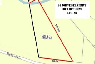 Lot 1, 44 ROB VEIVERS DRIVE, Kuranda, Qld 4881