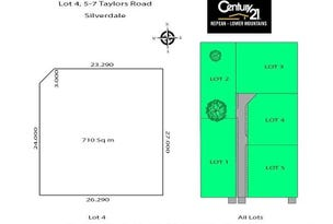 Lot 2 to 4, 5 -7 Taylors Road, Silverdale, NSW 2752