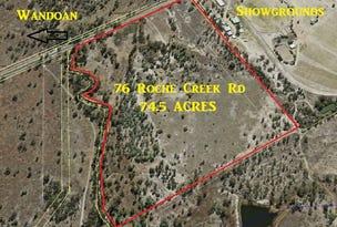 75 ACRES - Roche Creek Road, Wandoan, Qld 4419