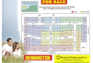 Dennington, address available on request